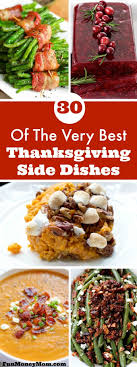 the best thanksgiving side dishes for your celebration