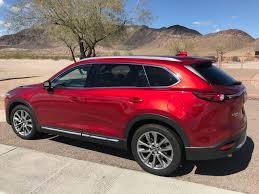 mazda car and driver driver digs the drive and riders relish the ride in 2018 mazda cx 9