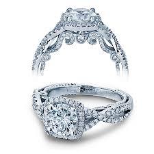 setting engagement rings images Verragio engagement rings 0 45ctw diamond setting jpg