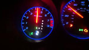 acura tl check engine light acura tl vsa light on vtec youtube