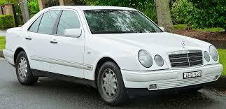 1996 mercedes e320 mercedes e class w210