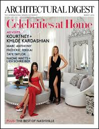 interior home magazine kourtney and khloe their mansions ny daily