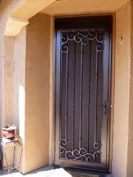 Unique Home Design Security Doors Home Decor Interior And Exterior - Unique home designs security door