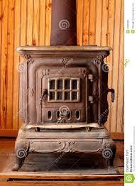 antique wood burning stove royalty free stock photos image 22686398