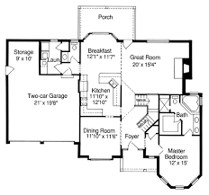 Split Bedroom Plan All Plans