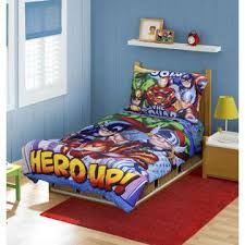 Marvel Bedding Marvel Avengers 4 Piece Bedding Set