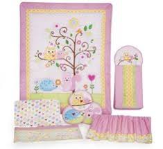 Circo Owl Crib Bedding Target Circo Owls N Florals 3pc Baby Crib Bedding Set