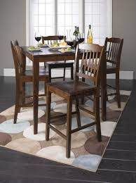tall dining table and chairs tall dining table and chairs height dining set table and 4