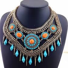 ethnic necklace images Ethnic necklace tetuan jpg