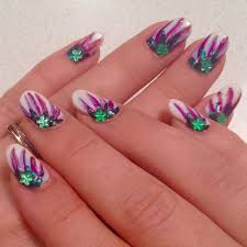 little mermaid nail designs image collections nail art designs