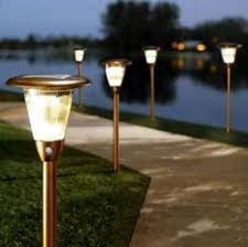 solar path lights light your way with solar power