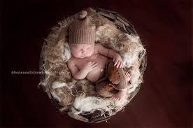 baby photography props newborn baby photo prop organic nest fluff basket stuffer jute