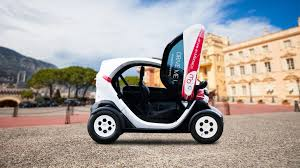 renault twizy mobee car sharing with 15 renault twizy launched in monaco w video