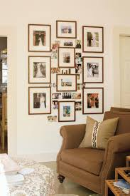How To Decorate A Long Wall In Living Room A Living Room Redo With A Personal Touch Decorating Ideas