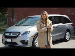 honda odyssey test drive 2018 honda odyssey lx review and test drive herb chambers