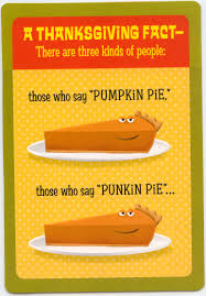 a thanksgiving fact greeting card marges8 s
