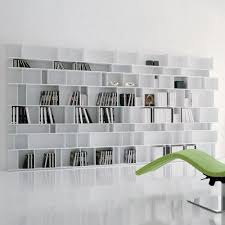 105 Best Tall Bookcase Plans by Cattelan Italia Wally Tall 105 Modular Bookcase Contemporary