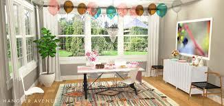 hanover avenue designs a birthday party breakfast room hanover