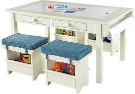 rooms to go white table creativity white 5 pc table set room playrooms and playroom table