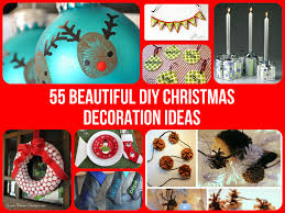 55 beautiful christmas decoration ideas