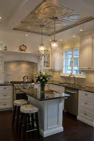 Best  Tin Ceilings Ideas On Pinterest Tin Ceiling Kitchen - Tin ceiling backsplash