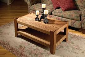Wood Coffee Table Plans Free by A Plans Woodwork