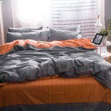 online get cheap duvet cover orange aliexpress com alibaba group