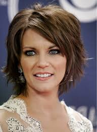 lots of layers fo short hair short hairstyles with bangs and layers