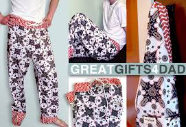 pattern pajama pants father s day cargo pocket pj pants sew4home