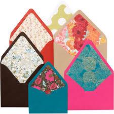 envelope liner template make your own envelope liner even the