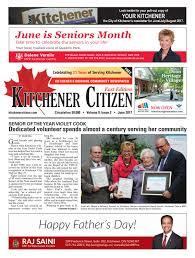 kitchener citizen east edition june 2017 by kitchener citizen