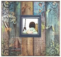 vintage scrapbook album mcs 12x12 inch scrapbook album with 3 5x3 5 inch cover