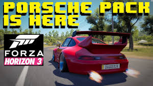 ruf porsche wide body porsche pack all porsches and rwb widebody kit forza horizon 3