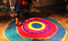 in pictures pakistan u0027s hindu community celebrates diwali the