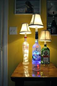 glass bottle lamps for sale lamp great gift wine uk u2013 keepupdated co