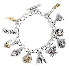 charm bracelet j k rowling charm bracelets