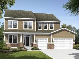 concord floor plan in twin oaks series 90s calatlantic homes