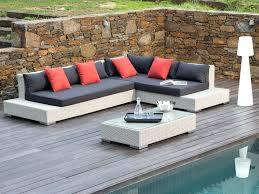 canapé d angle en palette salon d angle de jardin grand canape d angle places beautiful salon