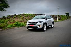 jeep compass sport 2017 black jeep compass india review price specs mileage image gallery