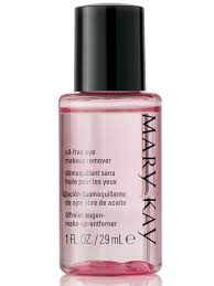 oil free eye makeup remover deluxe mini mary kay