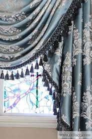 Victorian Swag Curtains How To Make Swag And Jabot Curtains House Pinterest Swag