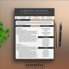 Sample Of Cover Letter For Resume by Best 25 Executive Resume Template Ideas Only On Pinterest