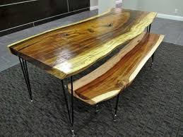 live edge table top imports