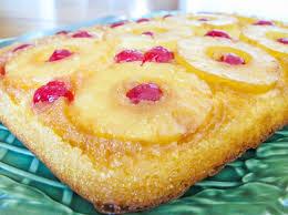 pineapple upside down cake рецепт торты светло коричневый тон