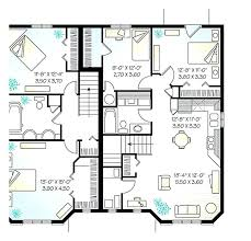 in apartment plans in apartment plans house plans with suite or apartment new