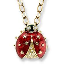 lady bird necklace images Ladybird jewellery jpeg
