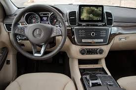 mercedes inside review 2017 mercedes gls class ny daily