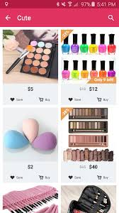 Home Design Decor Shopping App Reviews by Amazon Com Cute Beauty Shopping Appstore For Android
