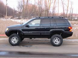 Grand Cherokee Off Road Tires Iron Rock Off Road Jeep Grand Cherokee Wj 1999 2004 Pinterest