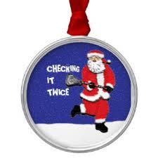 santa claus sport ornaments keepsake ornaments zazzle